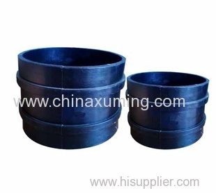 HDPE Stopping Short Tube Pipe Fittings