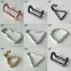 Carabiner Snap Hook Double J Hook Metal Hook