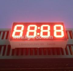 """Super Red 0,36 """"(9,2 millimetri) Anodo 4 cifre a 7 segmenti display a LED per STB"""