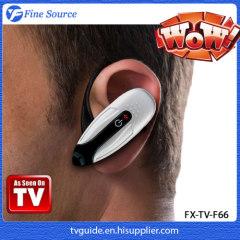 Ear Hook Silver Sonic XL Wireless