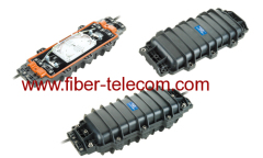 Outdoor Horizontal type fiber closures