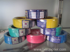 Low Voltage Single Core PVC Insulated Electric Wire