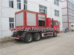 2100 rpm Marine Containerized Fire Fighting System Size as Customer Request