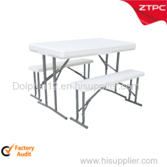 Plastic folding table ZTT-306