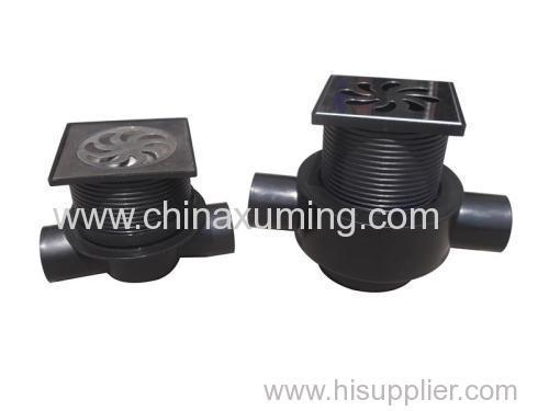 HDPE Drainage Rank Floor Drain Pipe Fittings