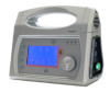 transport and emergency portable ventilator