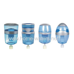 Water dispenser mineral water bottles