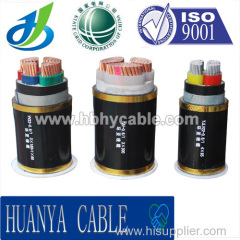 Power Cable XLPE/PVC Insulated Armoured Power Cable