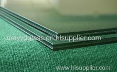 High room partition function anti-ultraviolet ray characteristic laminated glass