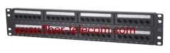 2U Network Patch Panel