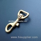 Silver snap hooks for handbag dog hook for bag parts