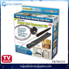 Dryer Lint Removal Kit good cleaning tool