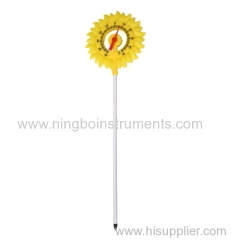 jumbo garden thermometer; garden Thermometers