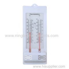 dry and wet thermometers; hygrometer
