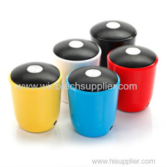 Promotional gifts colroful new bluetooth speaker for mp3 player mobile phone tablet pc