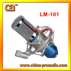High quality USB Condenser Audio Microphone LM-101