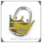 Fashionable decration handbag hook for girls
