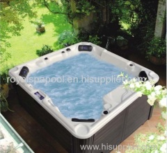 7 persons whirlpool hot tub