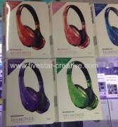 2014 Monster Power Diamond Tears Edge Sound Isolating On-Ear Headphones New Limited Edition Colours