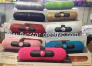 New Hot Mini Beats Pill 2.0 Portable Bluetooth Wireless NFC Pill Speakers with Microphone