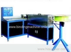 Automatic coil wire molding machine