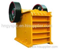 New Type Jaw Crusher