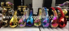Monster Diamond Tears Edge Hi-Definition Sound Isolating Headphones New Limited Edition Colours