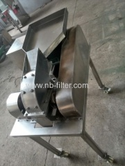 Stainless Steel Hammer Mills Machine for Grinding