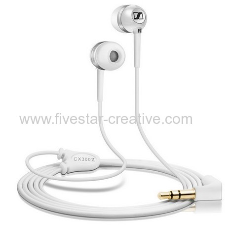 Sennheiser Precision CX300-II Noise Cancelling Earbuds Headphones white from China