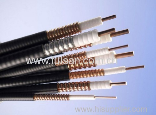 """1/2"""" Corrugated Cable 50 ohms Leaky Coaxial Cable with CE approval"""