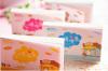 mini mood note/ custom printed sticky note
