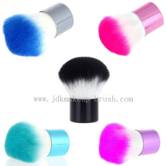Bright Colored Kabuki Brush