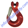 Slip Hook (Quenched & Tempered)