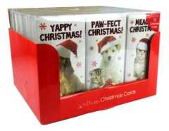 Pets yappy Christmas cards