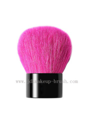 Kabuki Brush with Pink Hair