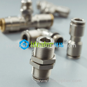Stainless Steel Push To Connect Fittings