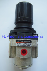 AR3000-02 Pneumatic Pressure Regulator