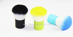Colored exquisite kabuki brush