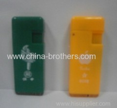 windproof cigarette lighters plastic 2