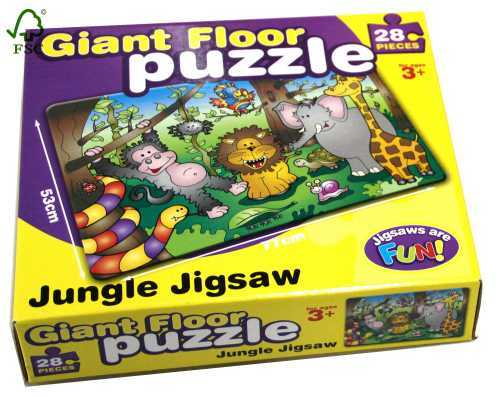 jungle jigsaw puzzle|giant floor puzzles