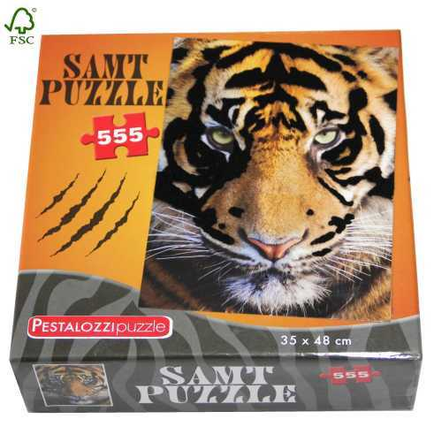 555 tiger jigsaw puzzles