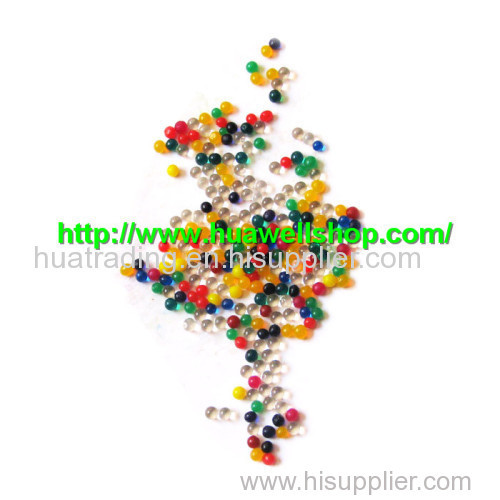 Colorful Crystal soil for decoration