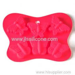silicone baking cake tray