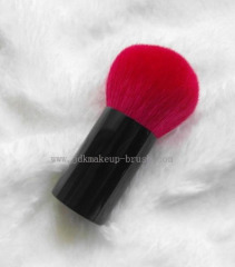 Kabuki Brush with Colored Synthetic Brush