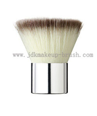 Cosmetic makeup kabuki blush brushes