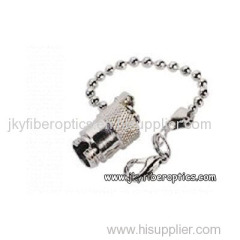 FC/M Metal Dust Cap With Chain