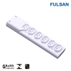 6 Gangs Multi Electrical Power Extension Socket