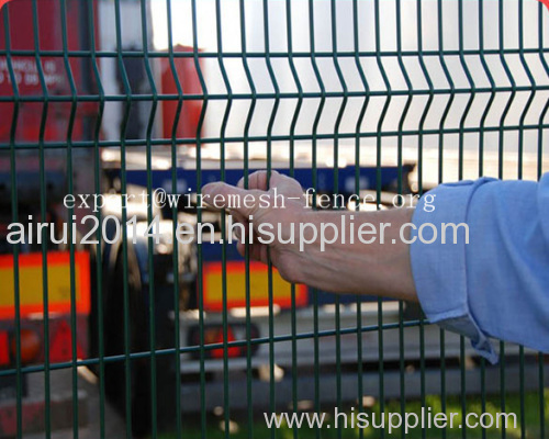 wire mesh fence / metal fence
