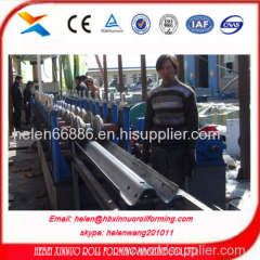 hydraulic building material machinery for highway guardrail