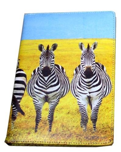 Africa zebra PU cover notebook